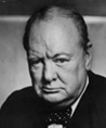 Photo of Mr Winston Churchill