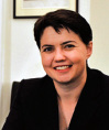 Photo of Ruth Davidson